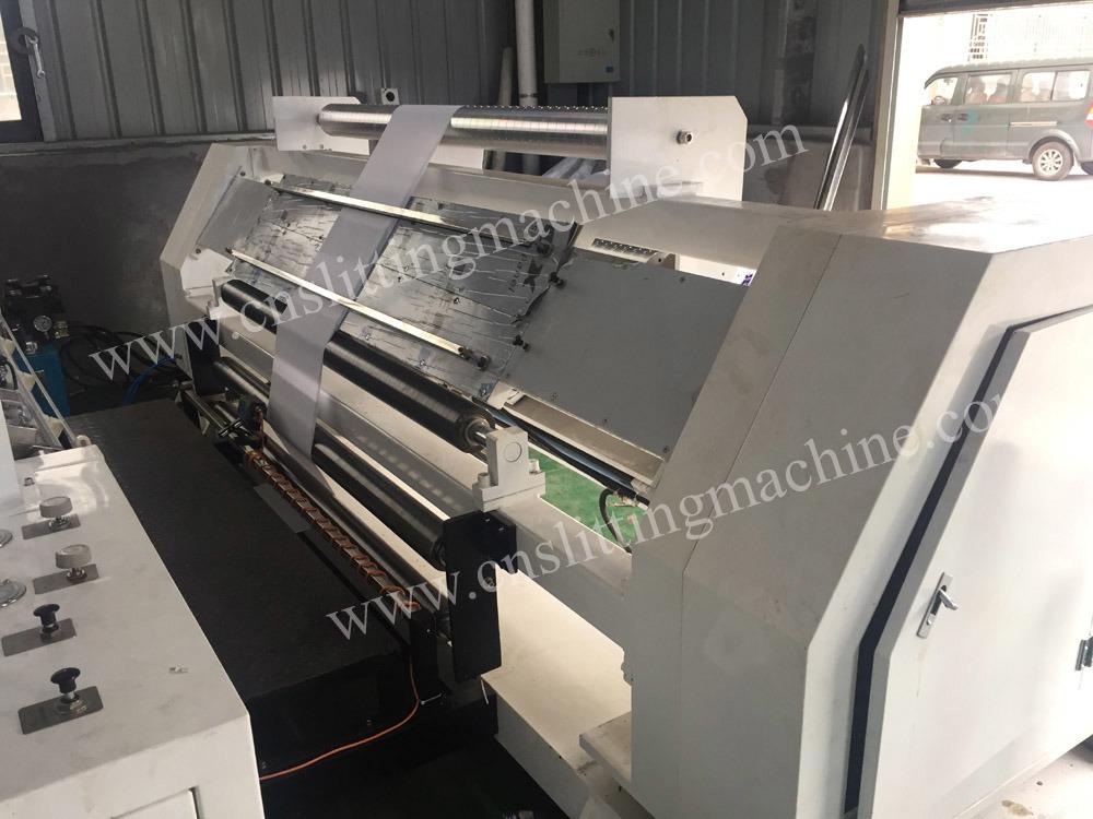 Paper Slitting Rewinding Machine