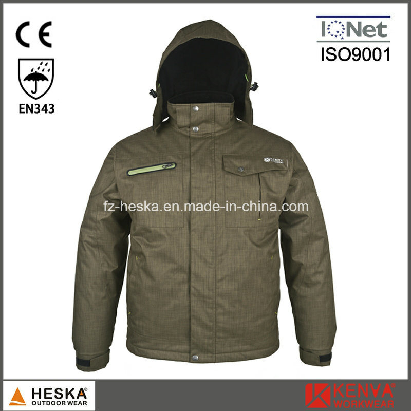 OEM Winter Mens Wear Waterproof Parka Jacket