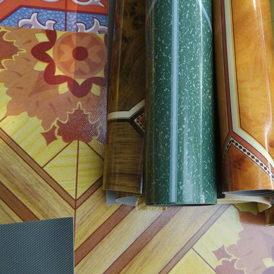 PVC Flooring with PVC Vinyl Flooring and PVC Sponge Flooring