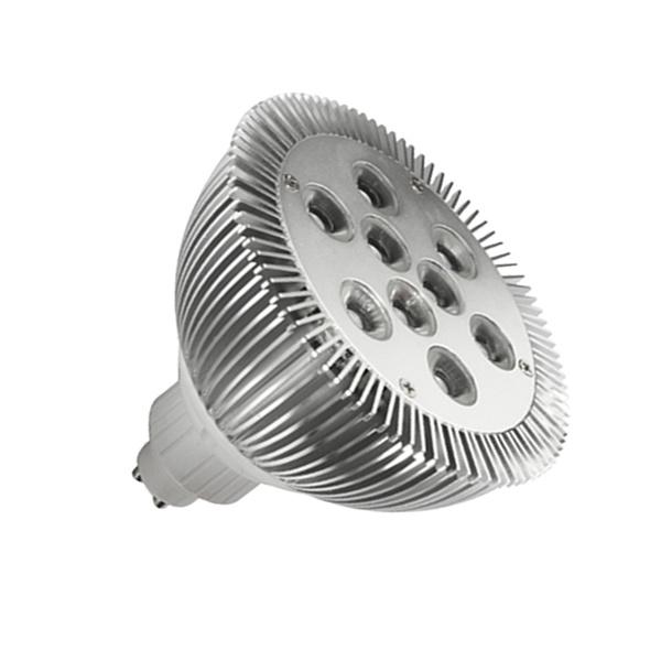 High Quality PAR Light with GU10 Lamp Base