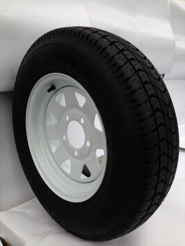 Tire Assembly 8-15in. with America Standard