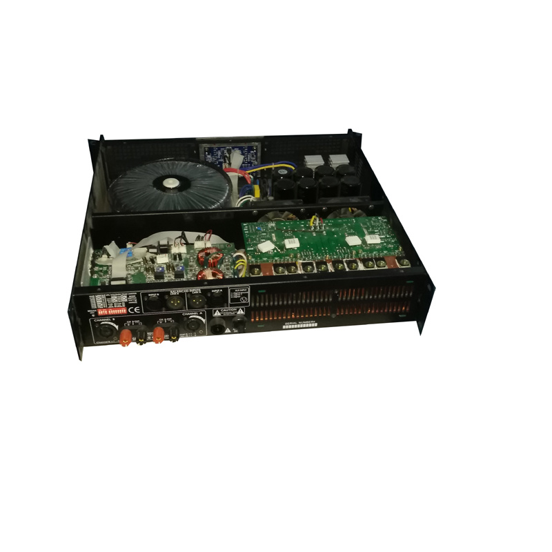 KTV Two Channel Transistor PRO Audio Professional Power Amplifier