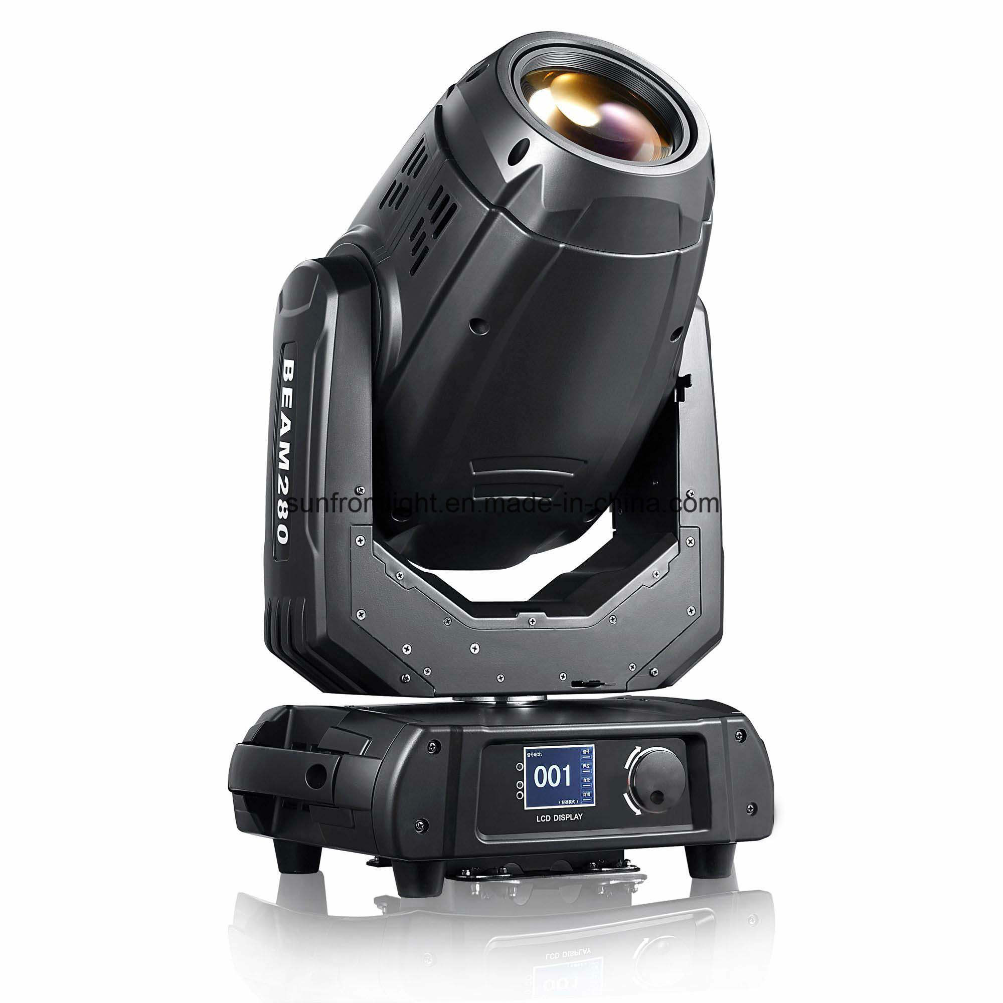 10r Osram 280W RGB Beam Spot Wash Moving Head