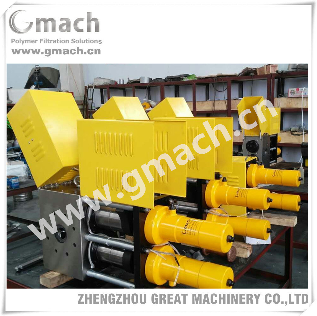 Manufacturer′s Direct Sales Double Piston Type Continuous Screen Changer