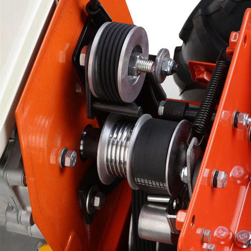 700mm Rotavator 7HP