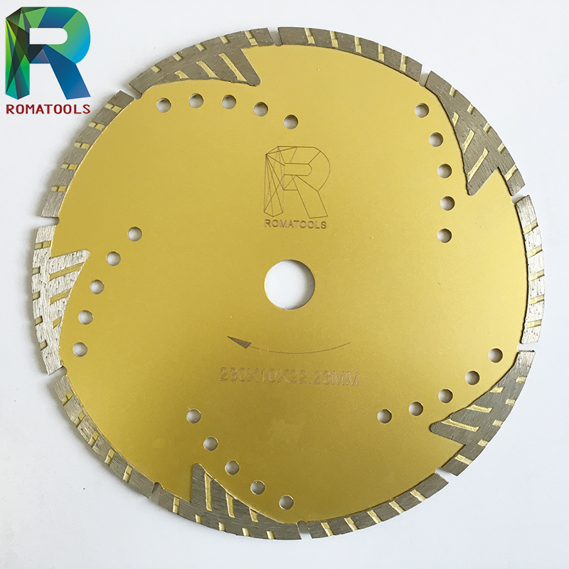 Sintered Segments Discs for Granite Stone Marble Ceramic Cutting