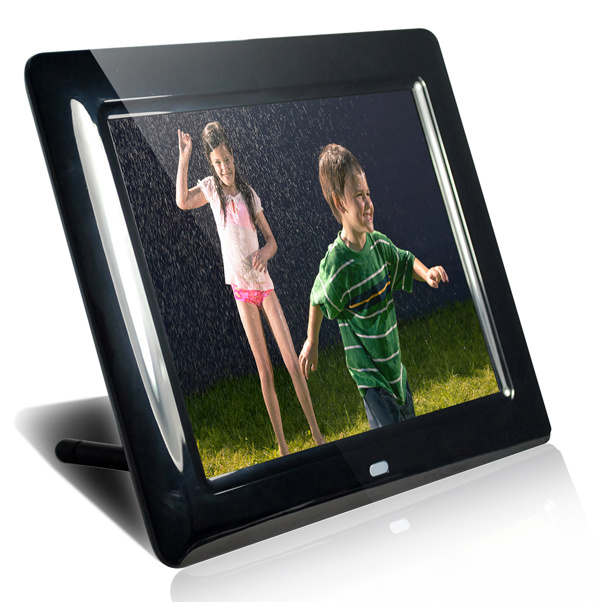 8 Inch Digital Photo Frame with Colorful Frame