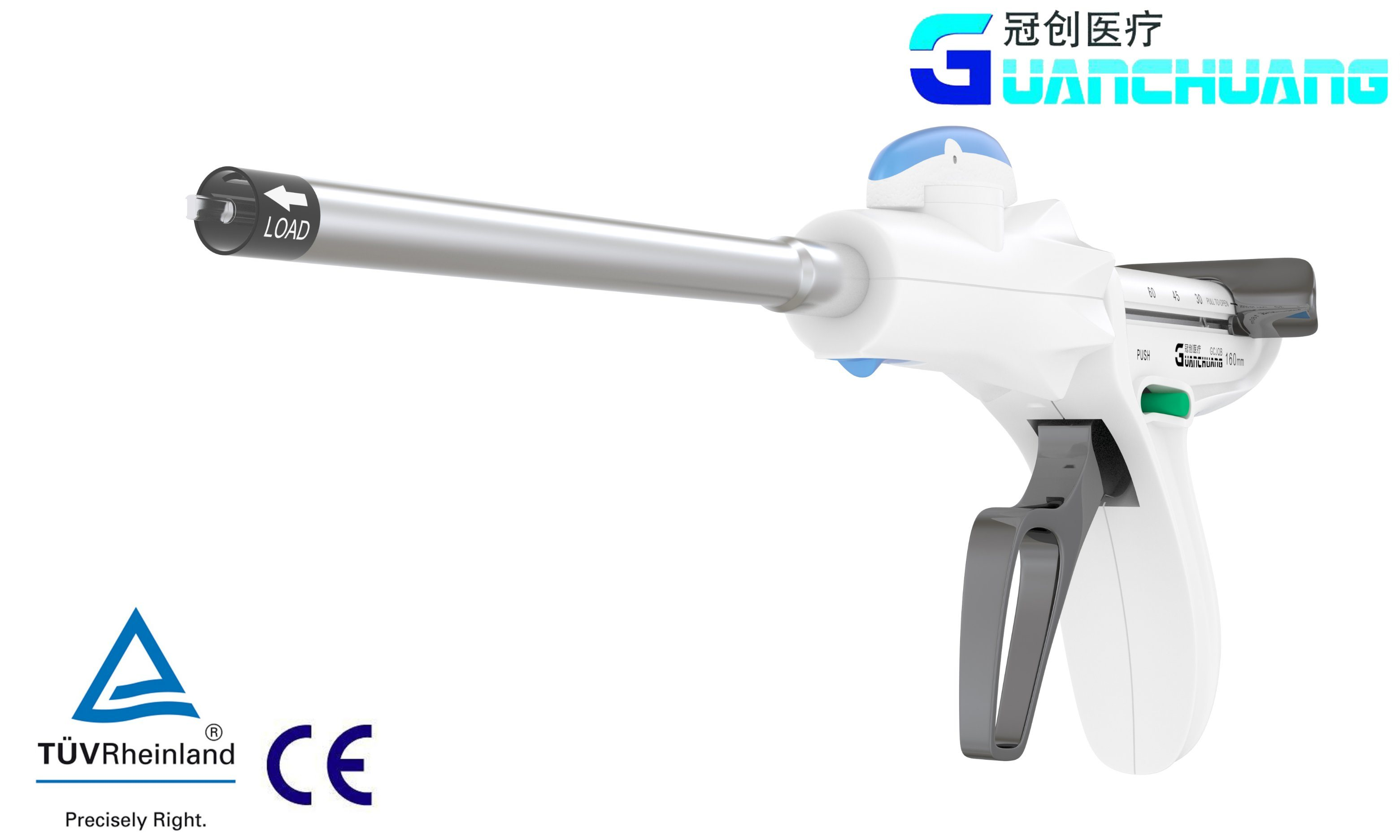 Reload for Endoscopic Cutter Stapler