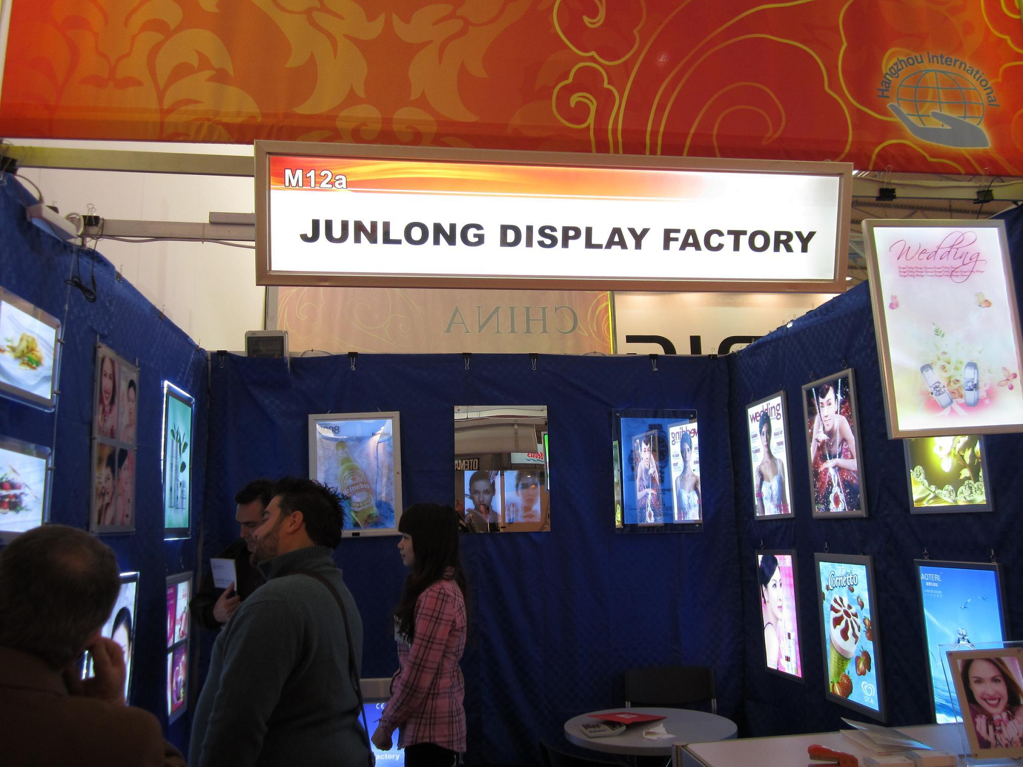 Aluminum Frame LED Light Box (Model L) (JL-L)