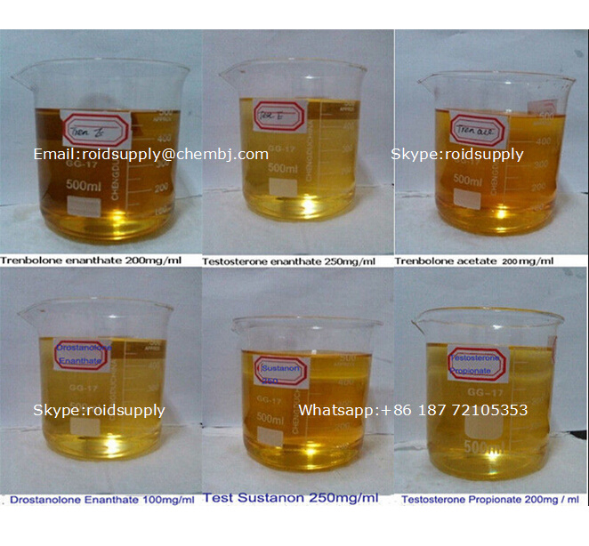 Testosterone Enanthate 250mg Testosterone Propionate 100mg Testosterone Cypionate 250mg