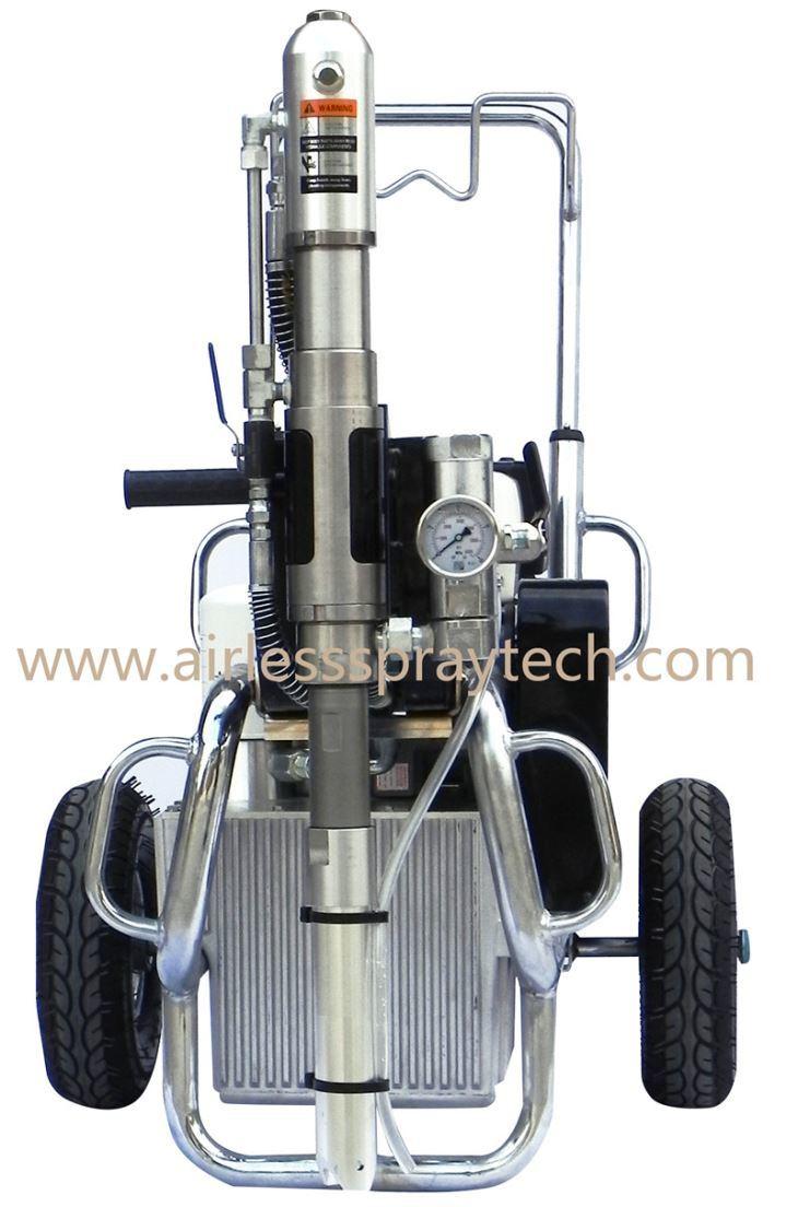 Hyvst High Pressure Airless Paint Sprayer Spt8200 Honda Engine