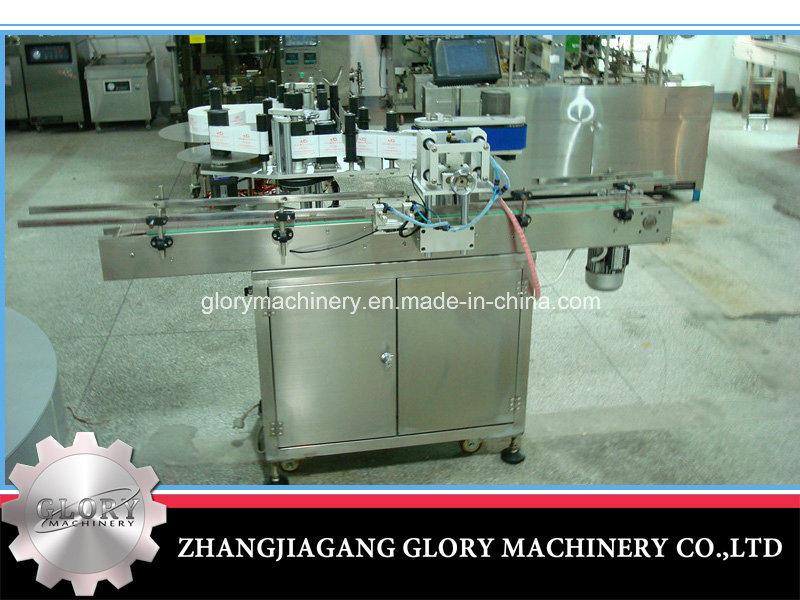 Automatic Round Bottle Stick Labeling Machine