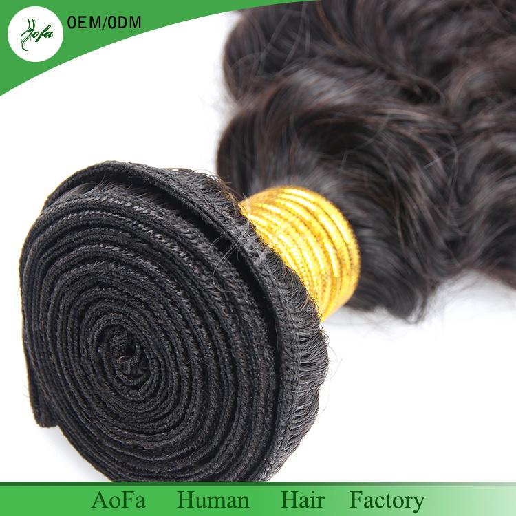 Unprocessed Fashion Body Wave Virgin Hair Human Hair Extension