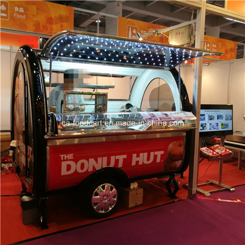 The Donut Hut Mobile Food Cart