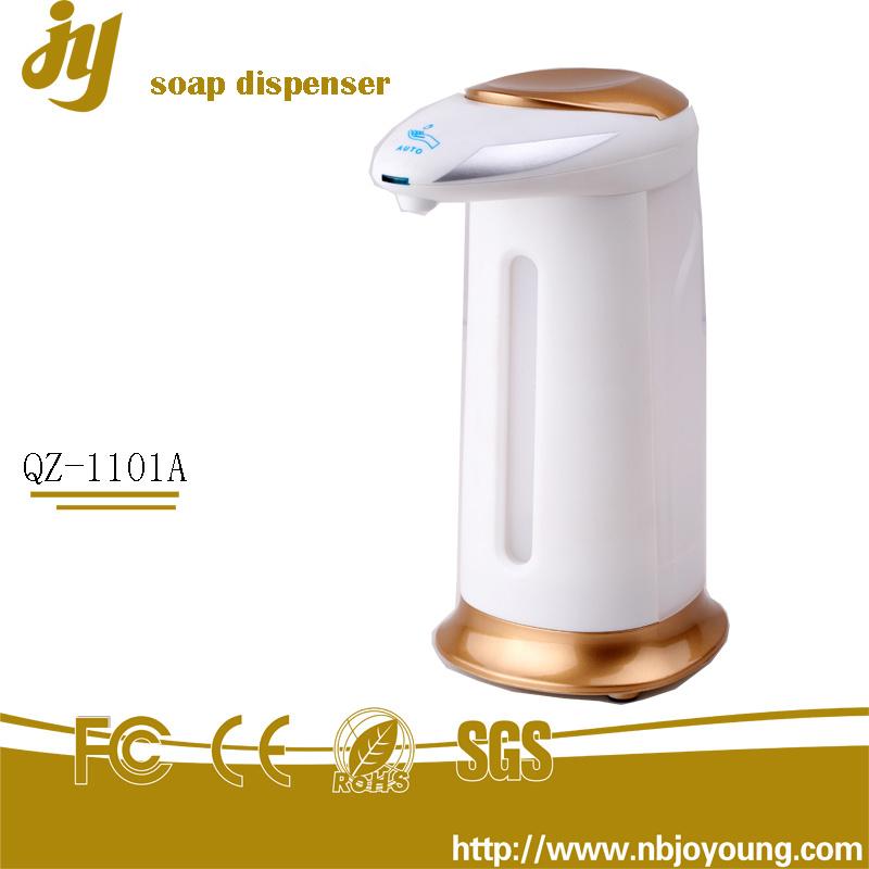 Bathroom Plastic Liquid Soap Dispenser