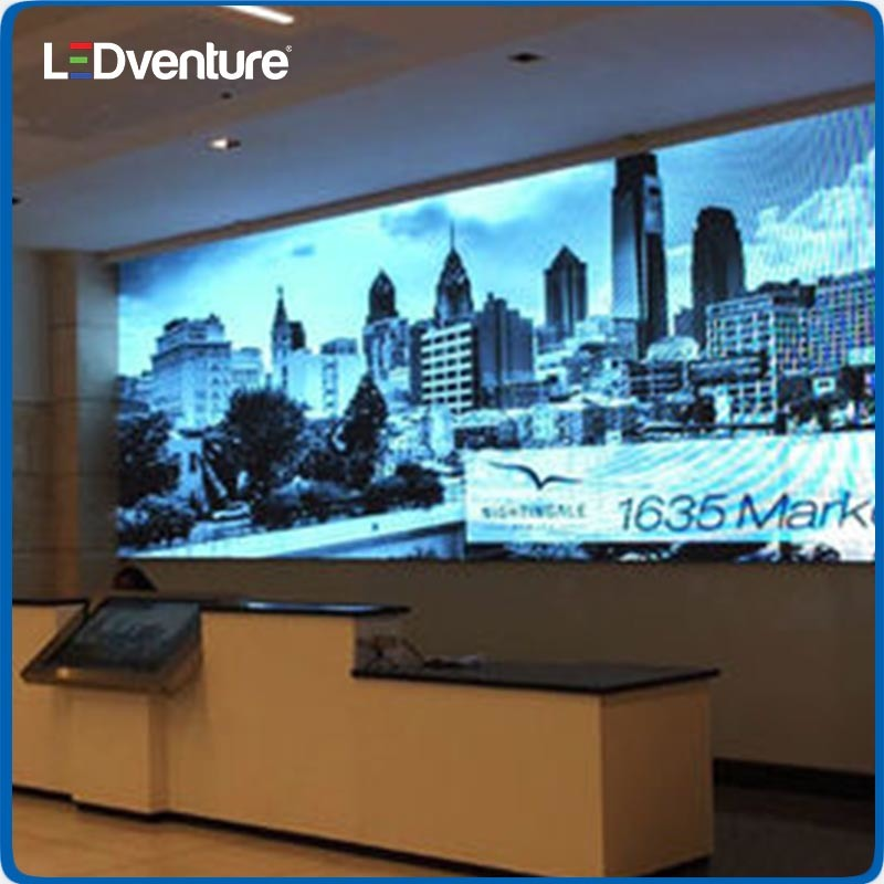 Indoor Full Color Giant LED Sign for Advertising
