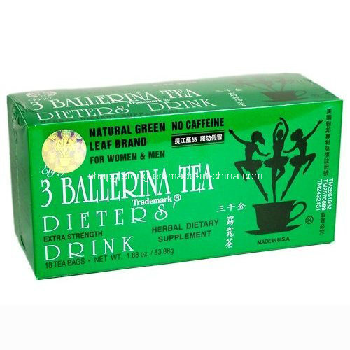 Andno Caffeine Orange Flavor/ Slimming Tea