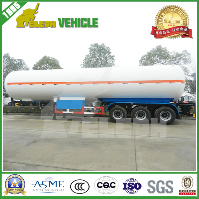 High Quality LPG Tank for Semi Trailer
