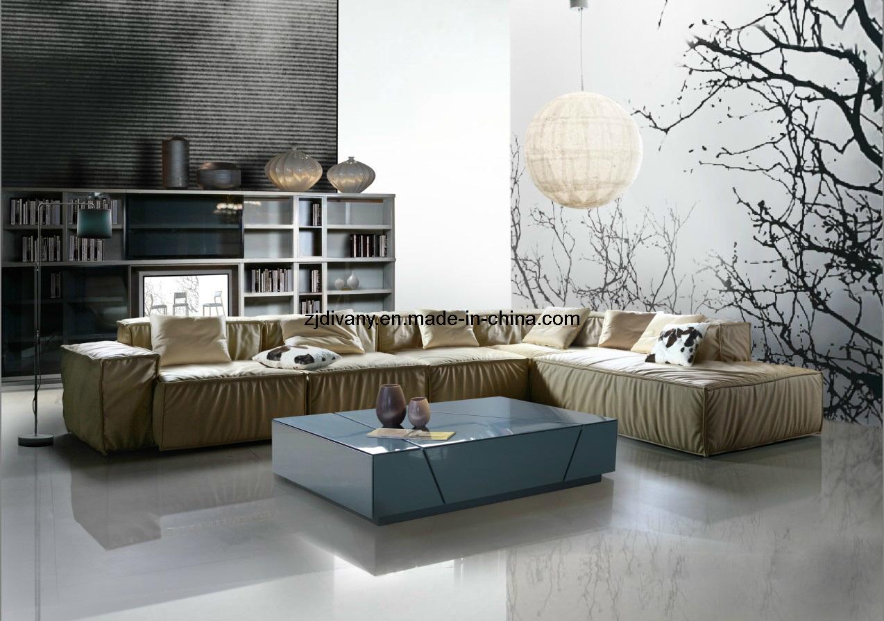 Foto de muebles modernos italianos de la sala de estar en - Muebles sala de estar ...