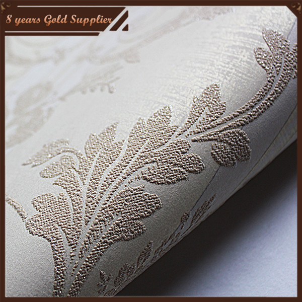 Home Decoration Building Material Non-Woven Wallpaper