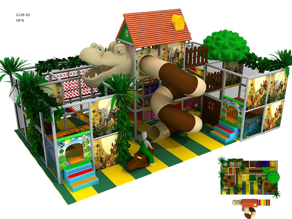 Image gallery indoor playground amusement park for Children indoor
