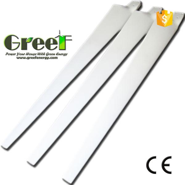 3kw 30kw 100kw Wind Generator FRP Blades with Ce Certificate