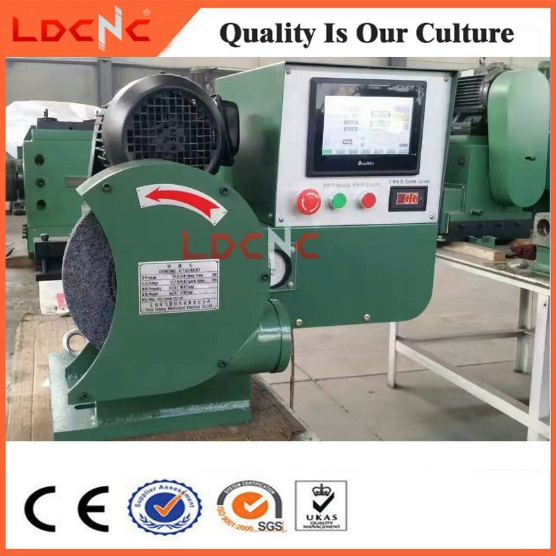 High Precision Horizontal Turning and Grinding Metal Lathe Manufacturer