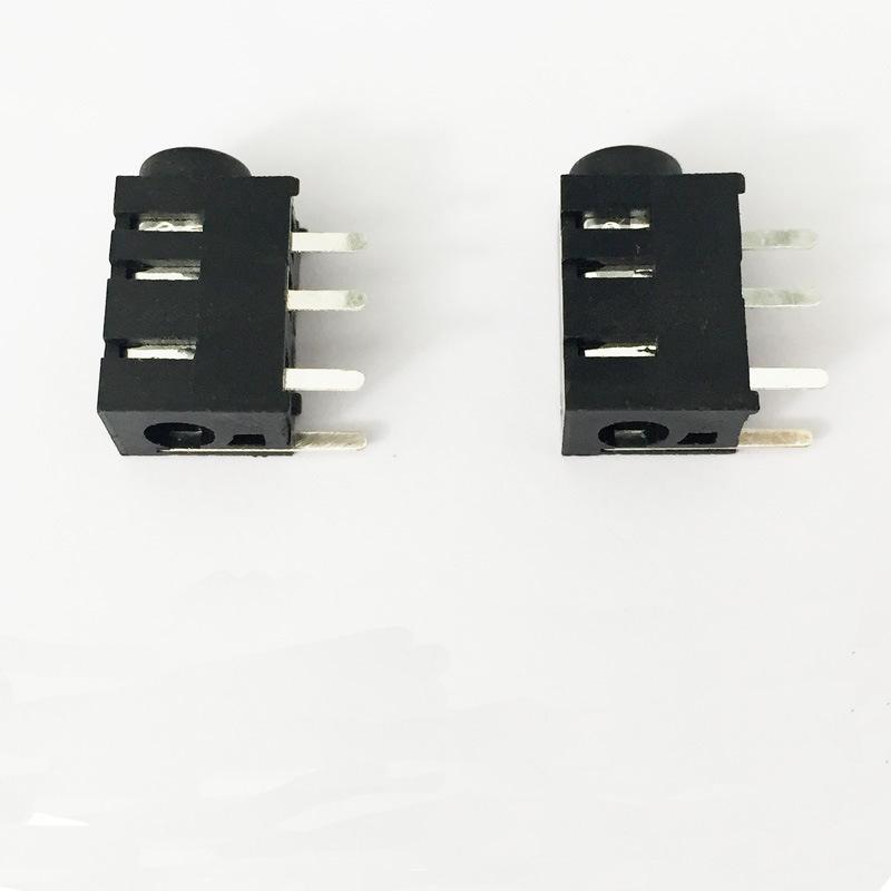 Headphone Socket Headphone Jack Audio and Video Socket Custom-Made Pj-320-5.0