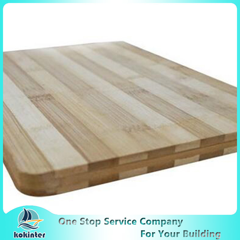 High Quality Zebra 23-24mm Bamboo Board for Cabint/Worktop/Countertop/Floor/Skateboard
