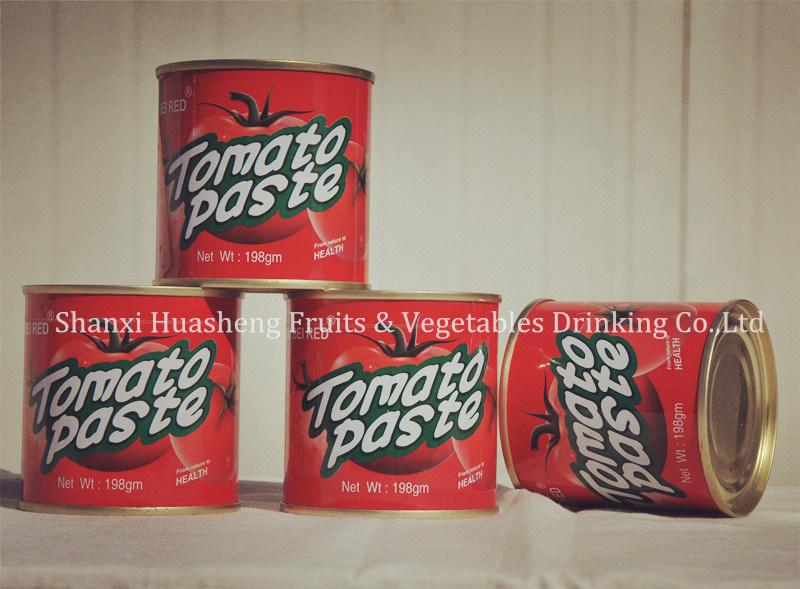 198g 22%-24% Tomato Paste