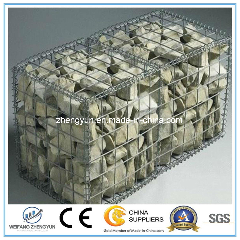 Hot Sale China Supplier Welded Gabion Box/Welded Wire Mesh Gabion