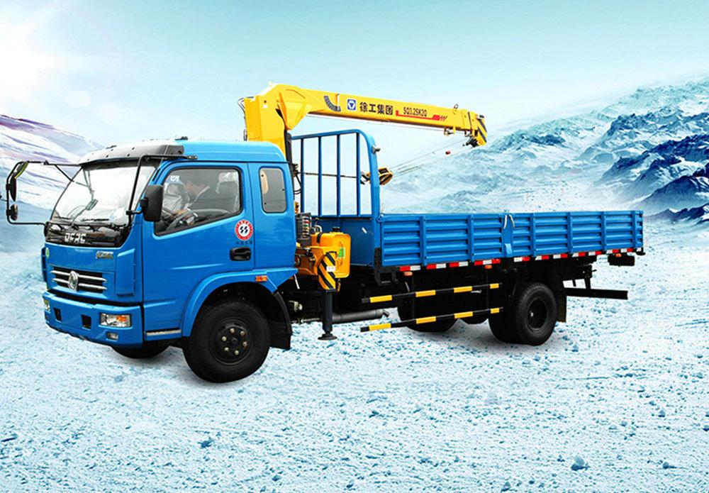 3.2ton Truck Mounted Crane Sq3.2sk2q