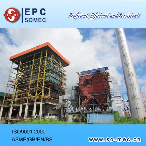 Palm Plantation Captive Power Plant Equipment Supplier