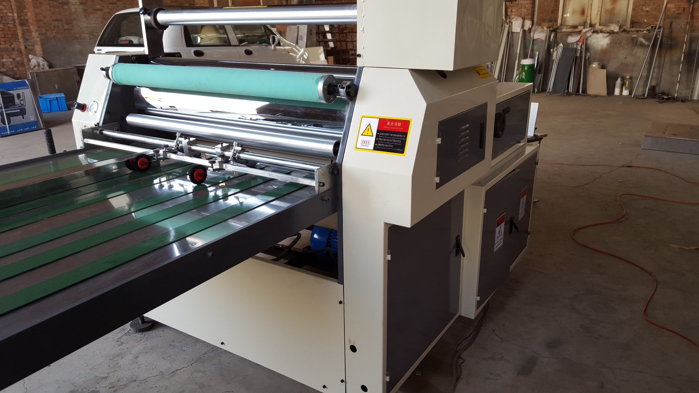 Byf-920 Thermal Film Paper Laminating