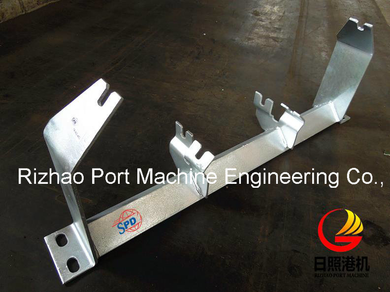 SPD Conveyor Roller Frame, Conveyor Idler Frame for Germany Market