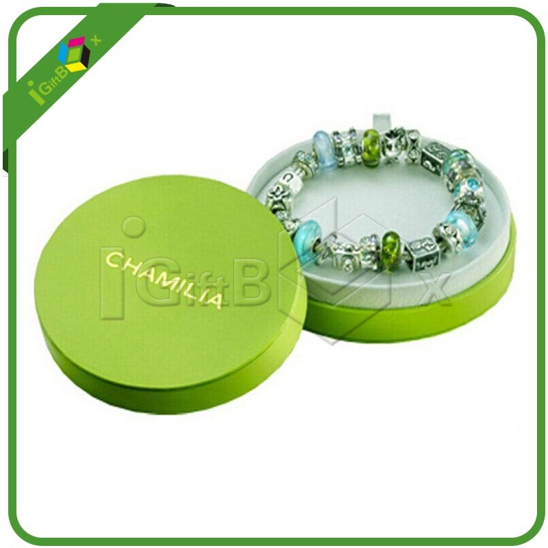 Custom Printed Paper Cardboard Jewelry Gift Packaging Jewellery Box for Ring/Necklace/Bracelet/Earrings Packing