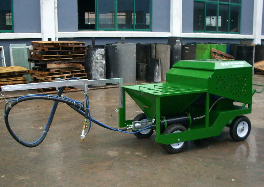Sprayer Machine for Running Track