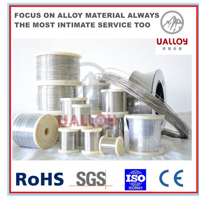 Nichrome Heating Resistance Alloy Ni80cr20
