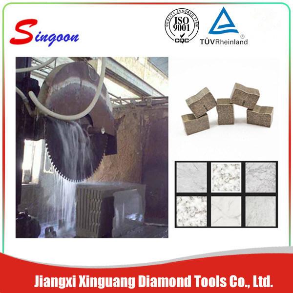 Diamond Segment for Natural Stone Cutting