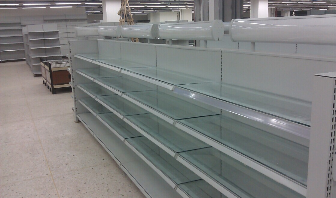 Heavy Duty Working Supermarket Shelving