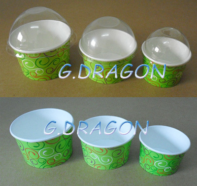 to Go Paper Cups for Hot or Cold Drinking (PC004)