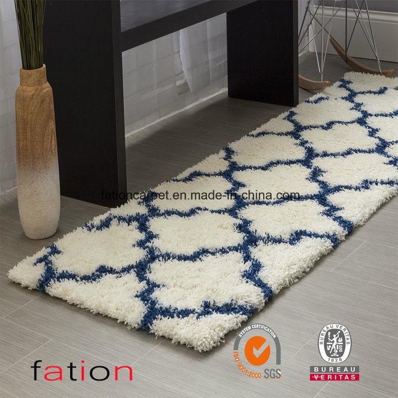 Shag Rug 5*8 Area Rug Shaggy Carpet 100% Handmade Soft Feeling Runners