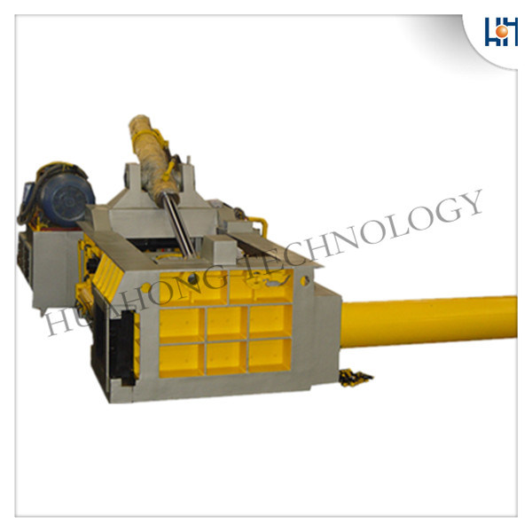 Hydraulic Waste Steel Metal Baler Compressor Baling Machines