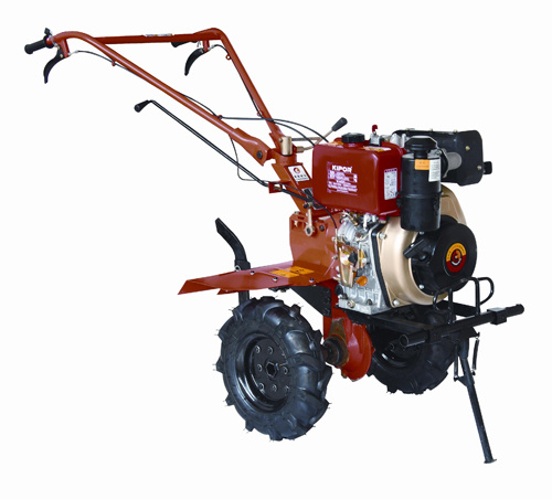 10HP Diesel Power Tiller with 186f Diesel Engine