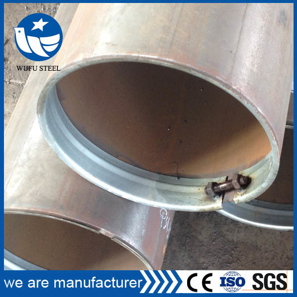 En10210 En10219 S235 S275 S355 Structure Steel Pipe