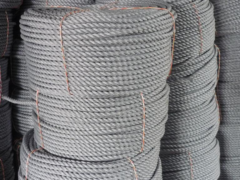 PP Danline 3 Strands Twisted Rope