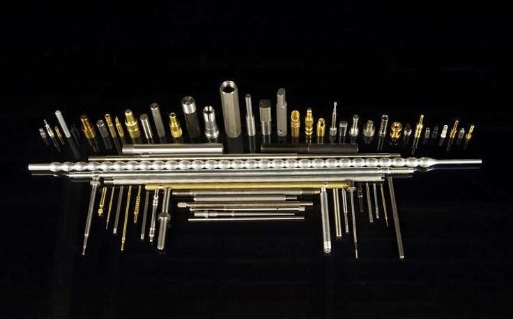 CNC Precision Machining Aluminum Parts (XY-009)