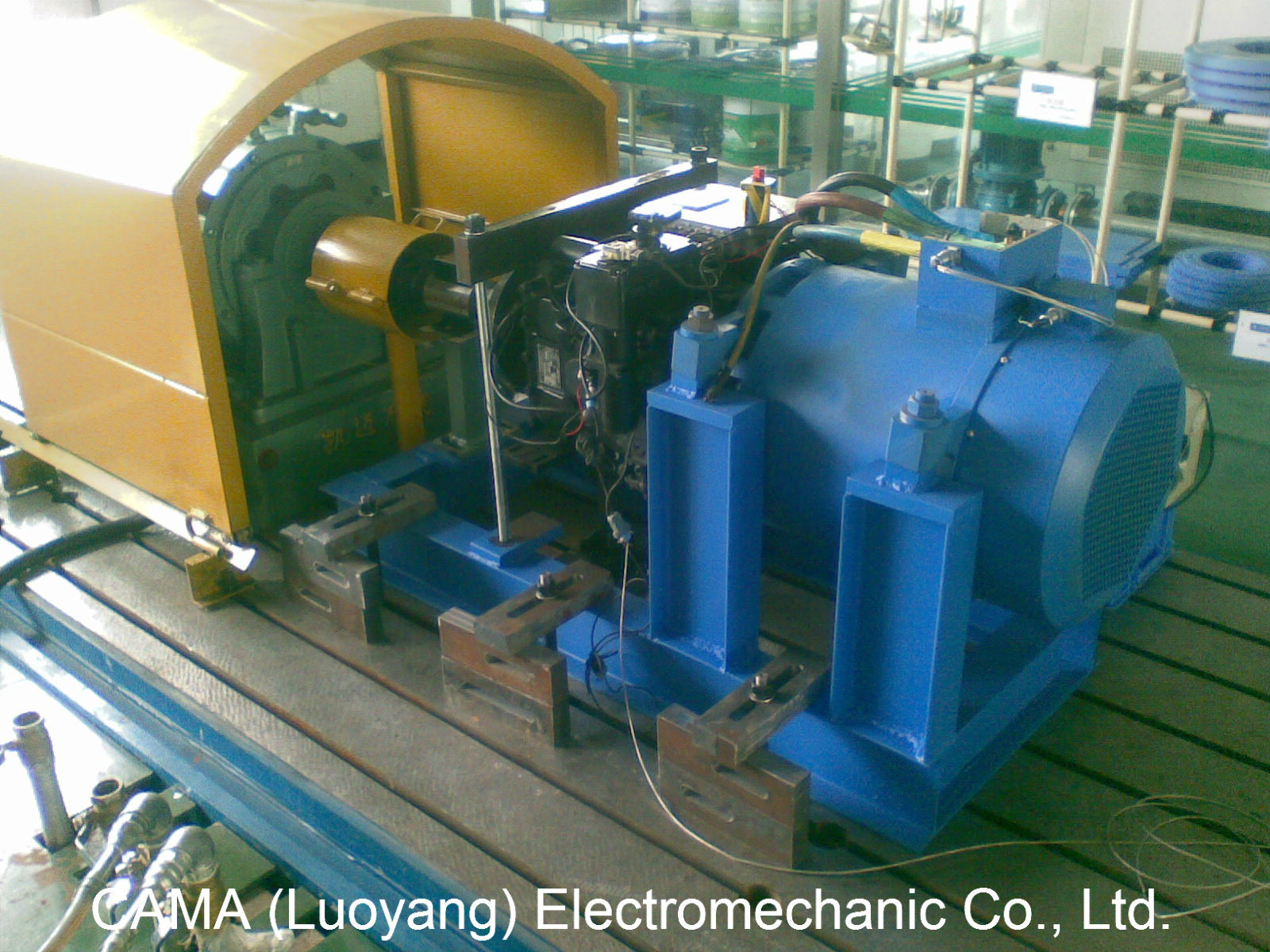 Electric Motor and Controller Test Bench for New Energy EV Hev Test