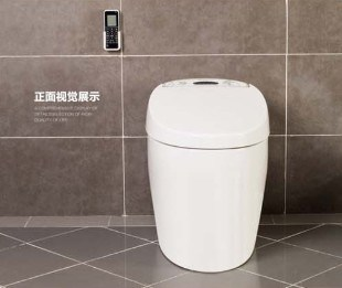Hot Selling Luxury Intelligent Toilet (W1509)