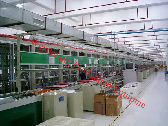 Computer Assembly Line/Production Line